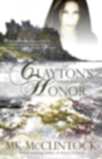 Clayton's Honor by MK McClintock