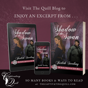 Excerpt from Shadow of the Swan by Judith Sterling