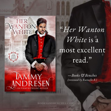 HER WANTON WHITE by Tammy Andresen - A Reader's Opinion