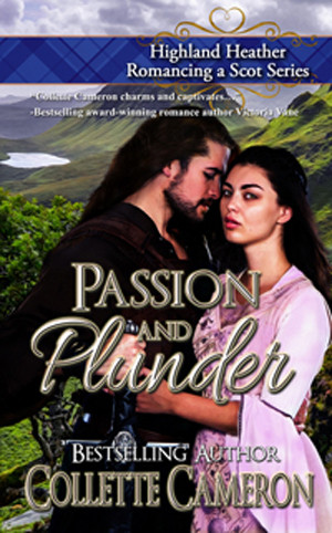 PASSION AND PLUNDER by Collette Cameron
