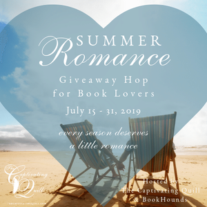 Summer Romance Giveaway Hop at The Captivating Quill