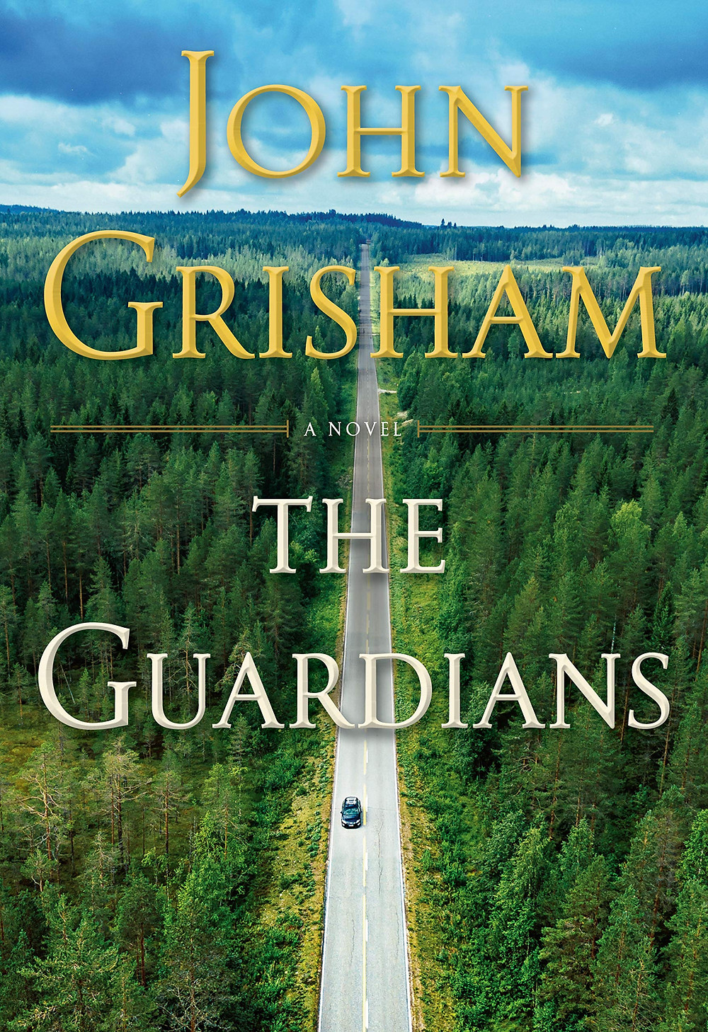 The Guardians by John Grisham - Book Recommendation