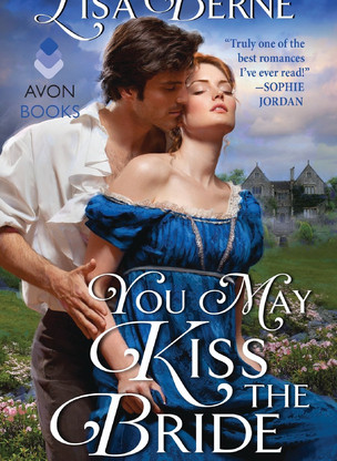 Excerpt from YOU MAY KISS THE BRIDE by Lisa Berne
