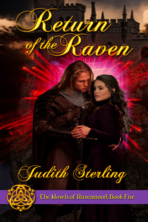 RETURN OF THE RAVEN by Judith Sterling