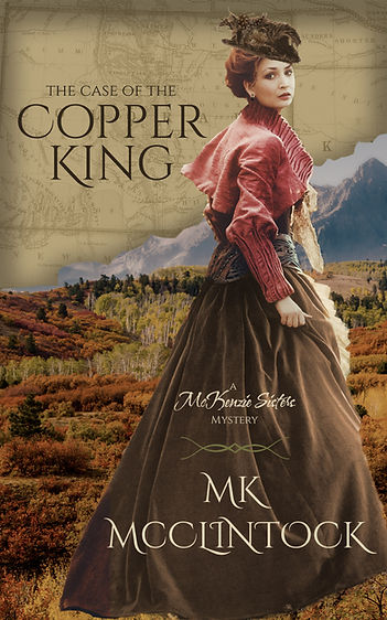 The Case of the Copper King_MK McClintock