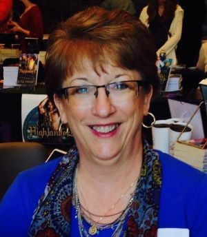 Author Holly Bush