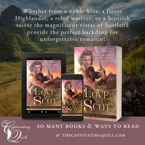 For the Love of a Scot - My Fierce Highlander excerpt by Vonda Sinclair at The Captivating Quill