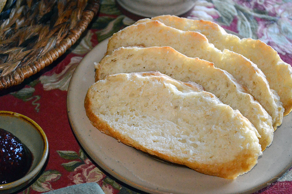 The Best-Ever Peasant Bread ~ Writer in the Kitchen - MK McClintock
