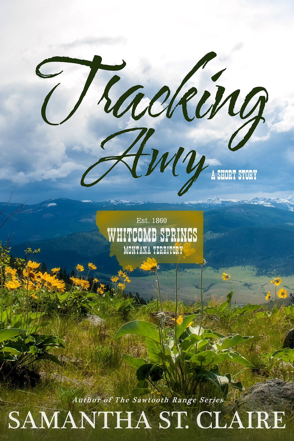 """Tracking Amy"" by Samantha St. Claire"
