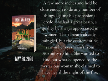 Coming Next: The Wicked Cries Wolf