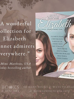 """""""Splendid"""" - Elizabeth: Obstinate Headstrong Girl by The Quill Collective  - Interview"""