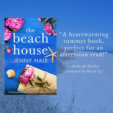 THE BEACH HOUSE by Jenny Hale - A Reader's Opinion