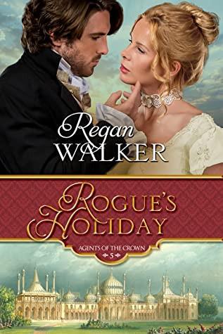 Book Excerpt: ROGUE'S HOLIDAY by Regan Walker