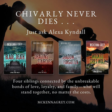The Wicked Cries Wolf - Excerpt + Book Blast Giveaway