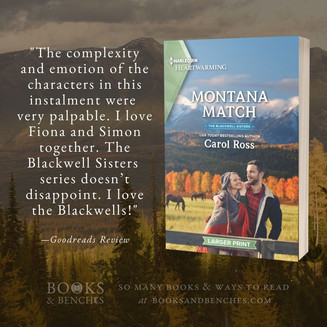 """Full of Heart"" - Montana Match by Carol Ross - Excerpt"