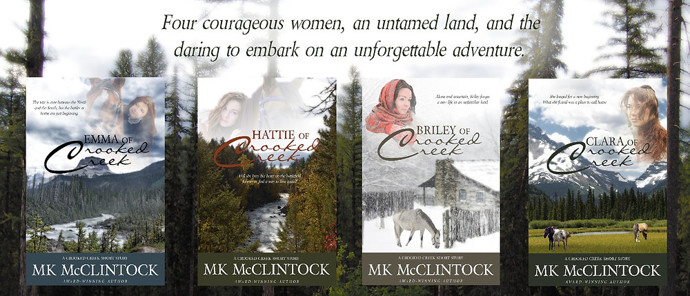The Women of Crooked Creek by MK McClintock