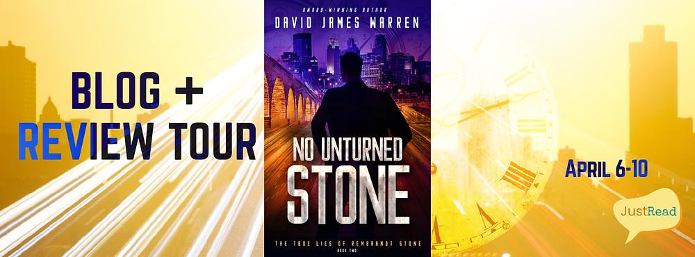 No Unturned Stone blog tour