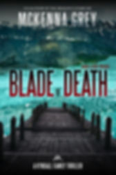Blade of Death_McKenna Grey