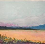 Peach Field