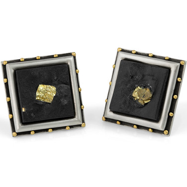 Square Cuff Links