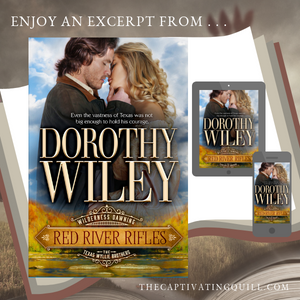 Excerpt from RED RIVER RIFLES by Dorothy Wiley