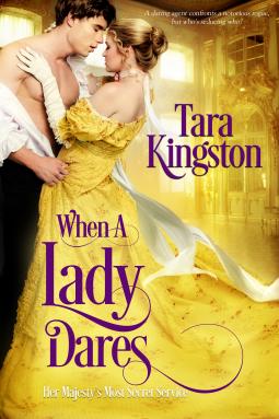 WHEN A LADY DARES by Tara Kingston