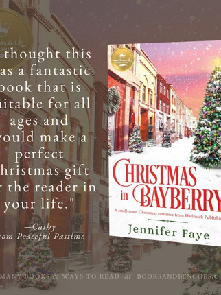 """Heartwarming"" - CHRISTMAS IN BAYBERRY by Jennifer Faye - Excerpt"