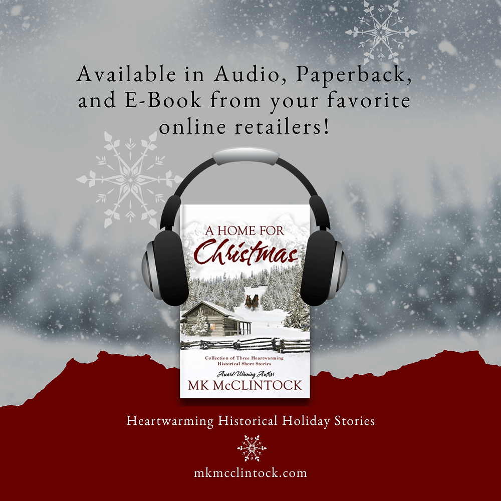 A Home for Christmas Audiobook Giveaway_Ends Dec 10, 2020