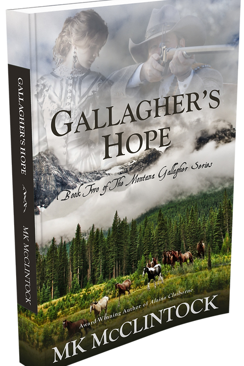 Gallagher's Hope - Autographed