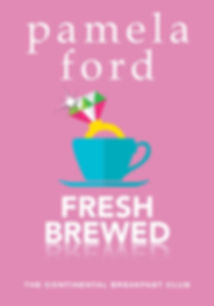 Fresh Brewed by Pamela Ford