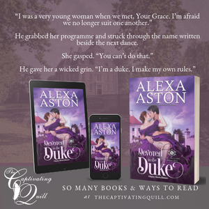 Devoted to the Duke by Alexa Aston