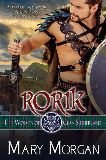 Cover Reveal and Giveaway for RORIK