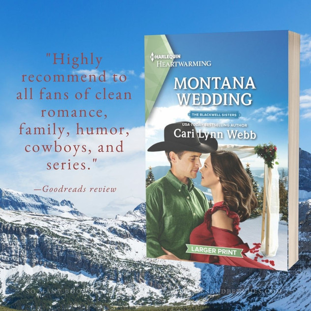 """Delight"" - Montana Wedding by Cari Lynn Webb - Excerpt"