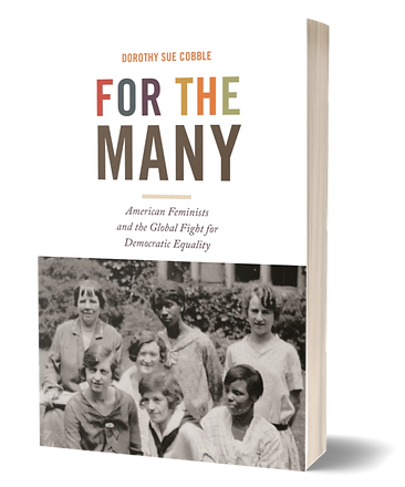 For the Many by Dorothy Sue Cobble.png