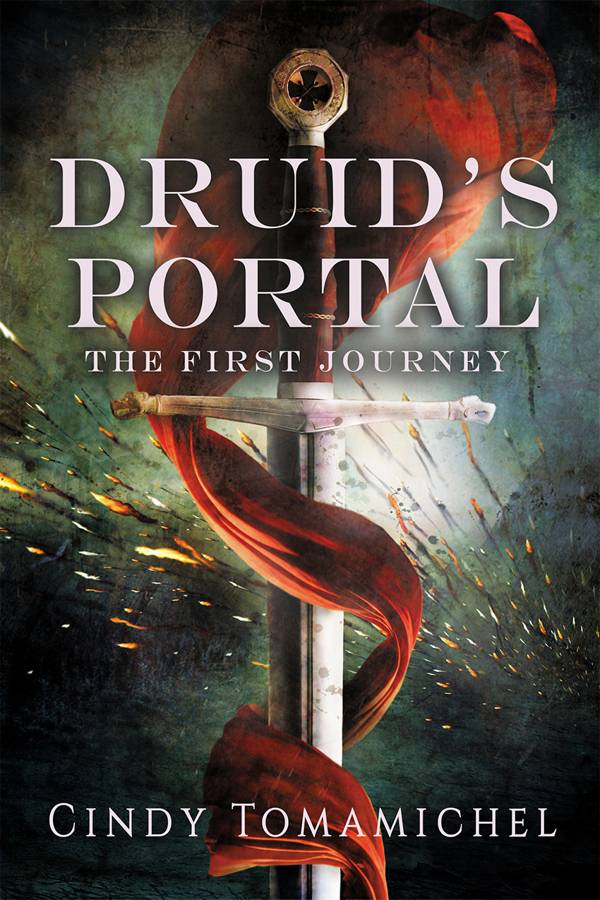 THE DRUID'S PORTAL by Cindy Tomamichel