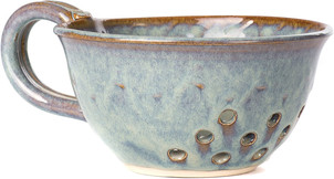 Castle Arch Pottery Irish Handmade Berry and Fruits Washing Bowl