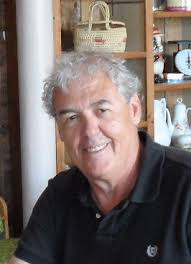 Author Mike Martin