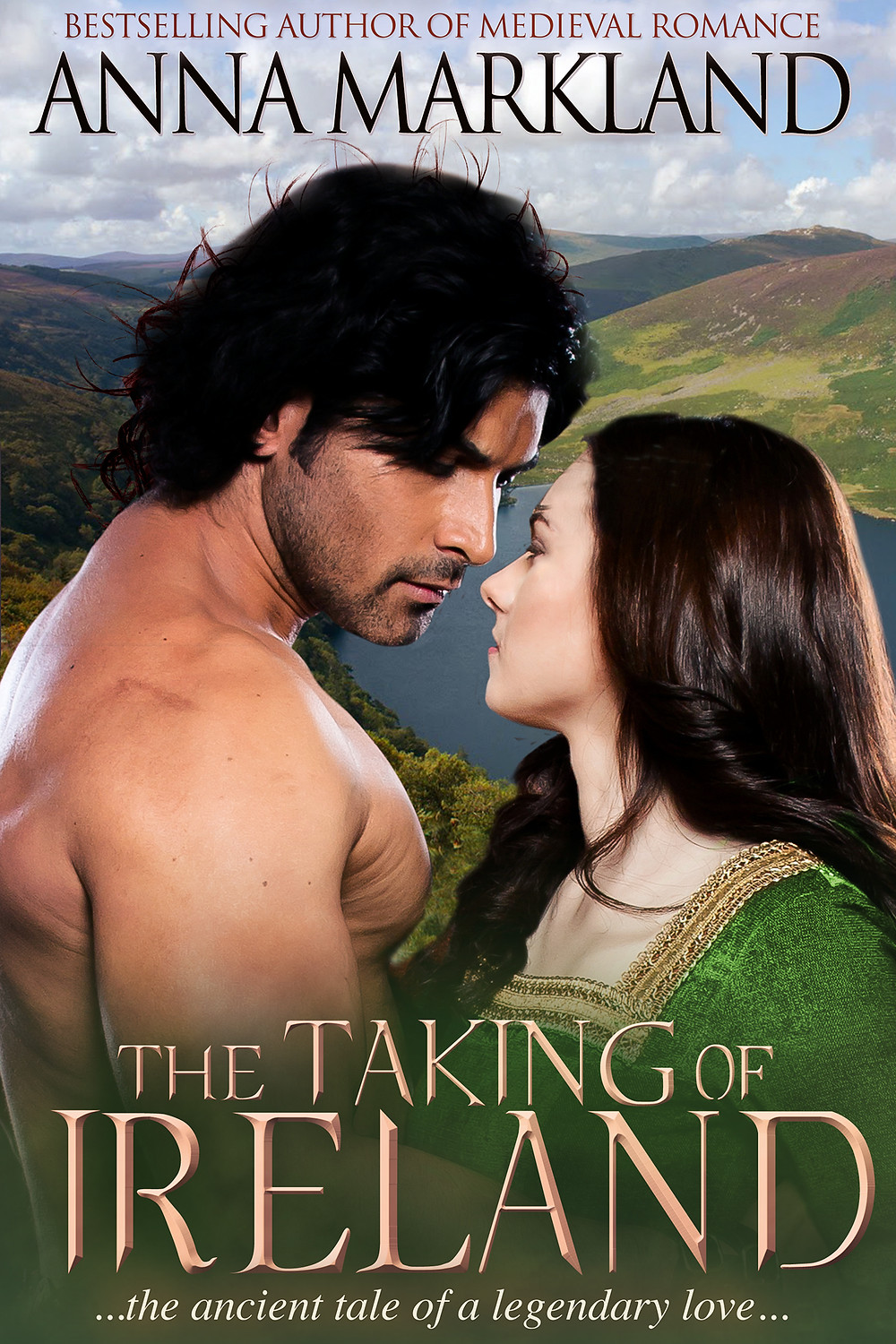 THE TAKING OF IRELAND by Anna Markland