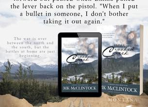 Book Birthday: Emma of Crooked Creek