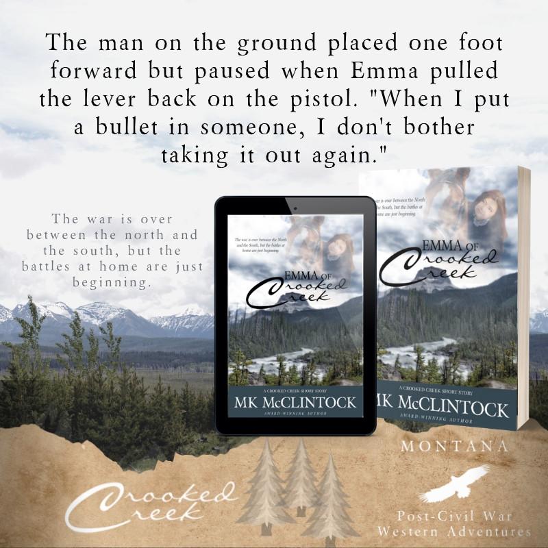 Emma of Crooked Creek_MK McClintock