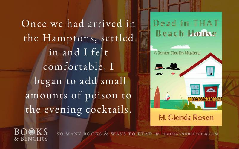 Dead in That Beach House - Blog Tour