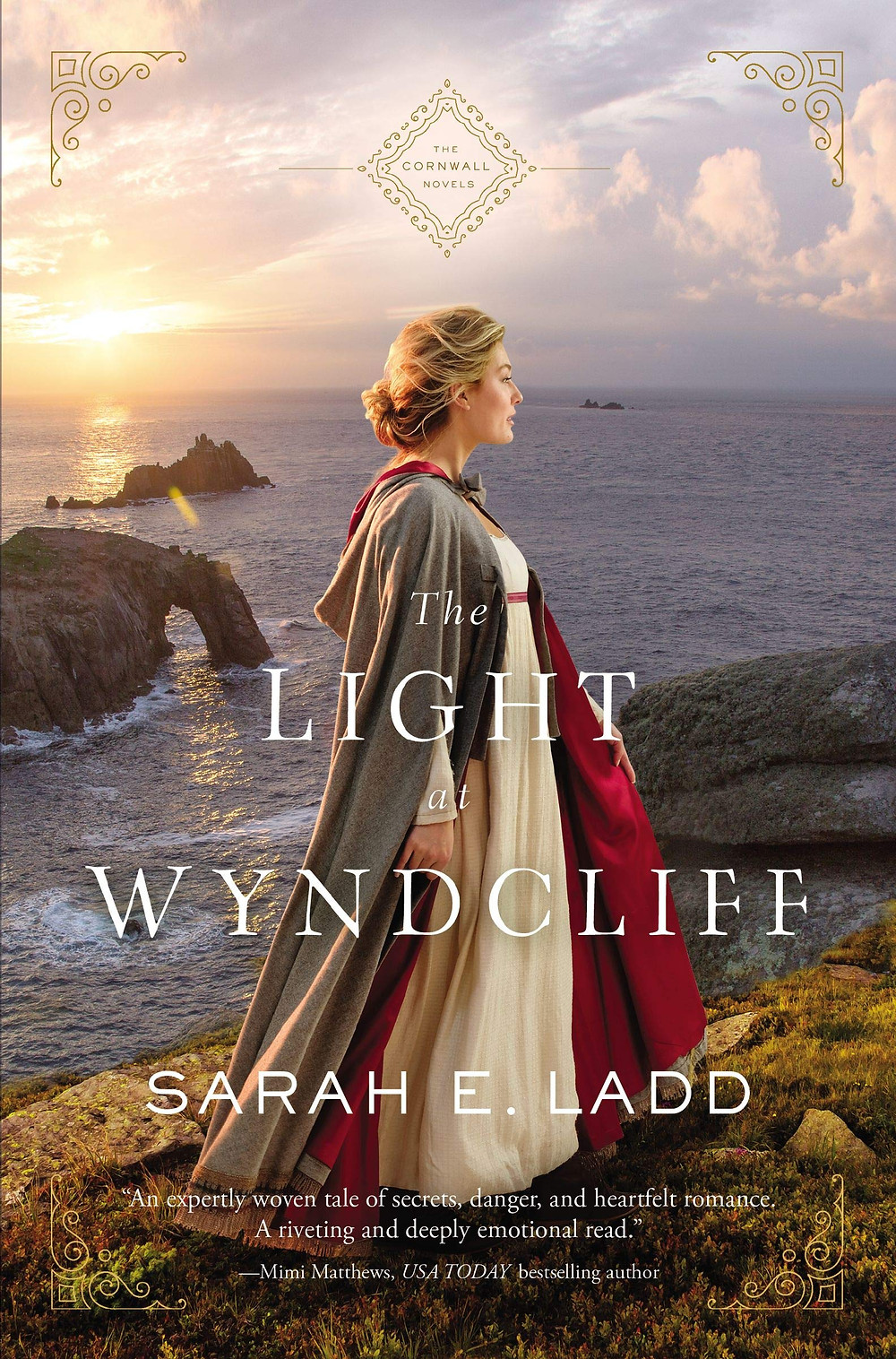 The Light at Wyndcliff by Sarah E. Ladd - Book Recommendation