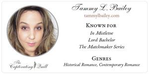 Author Tammy L. Bailey