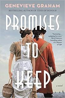 A Reader's Opinion: PROMISES TO KEEP by Genevieve Graham