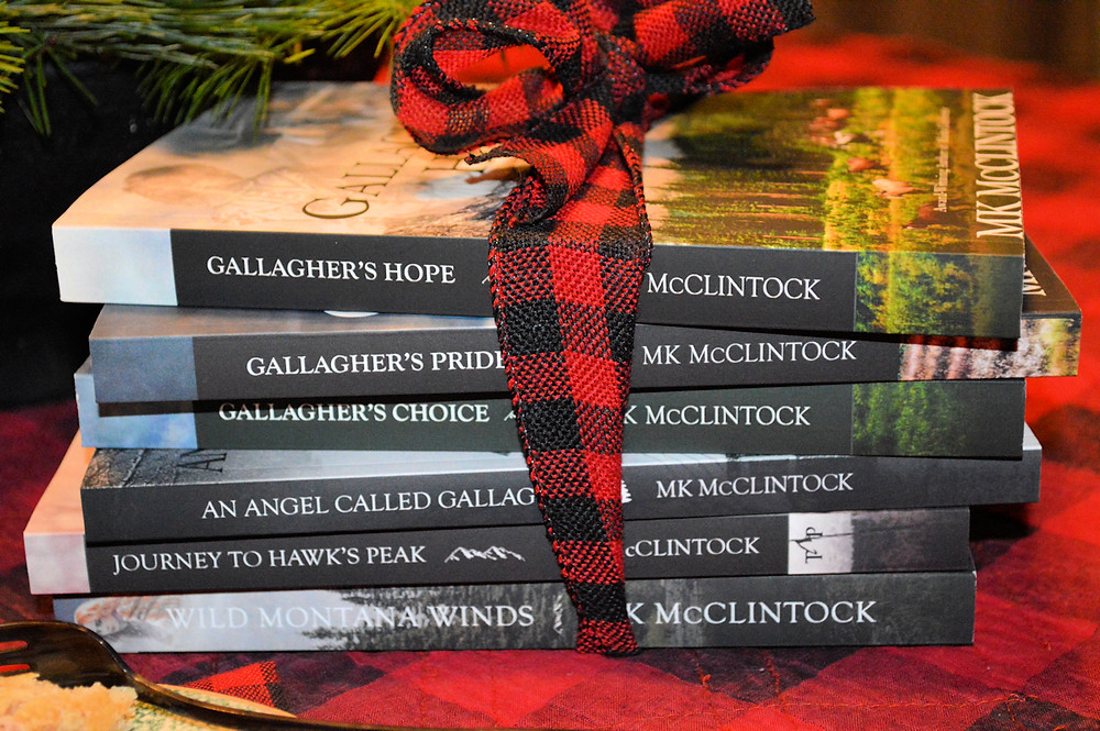 Montana Gallagher series-MK McClintock-historical western romance