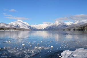 A Winter Wonderland Visit to Glacier Park