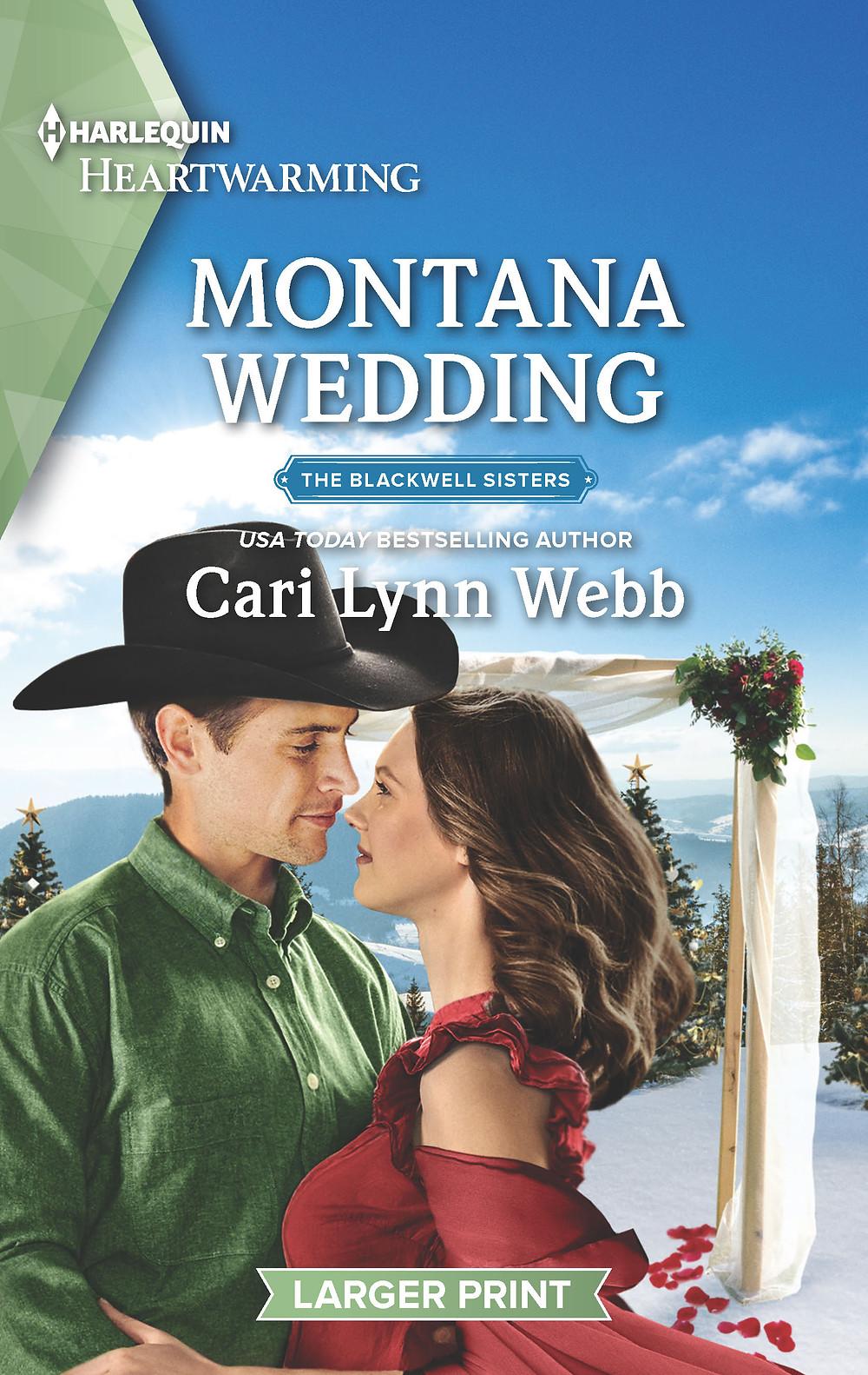Montana Wedding by Cari Lynn Webb
