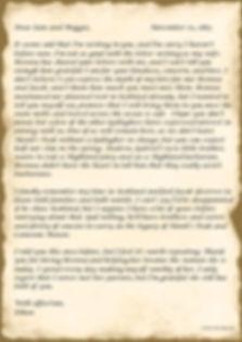 Letter from Hawk's Peak_Nov 10, 1883
