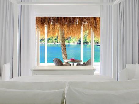 A Designer's Creative Escape in St. Lucia