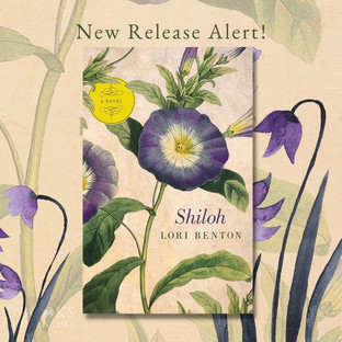 New Release - SHILOH by Lori Benton